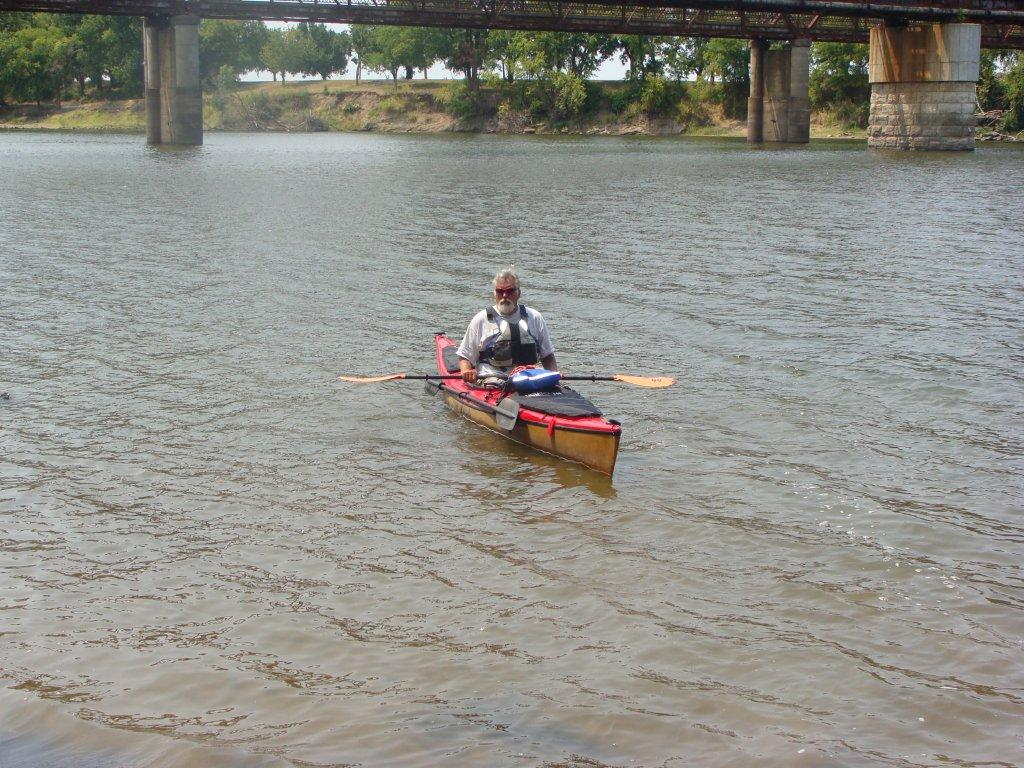 Kayaker Discusses Trail of Tears Water Route Today | Trail