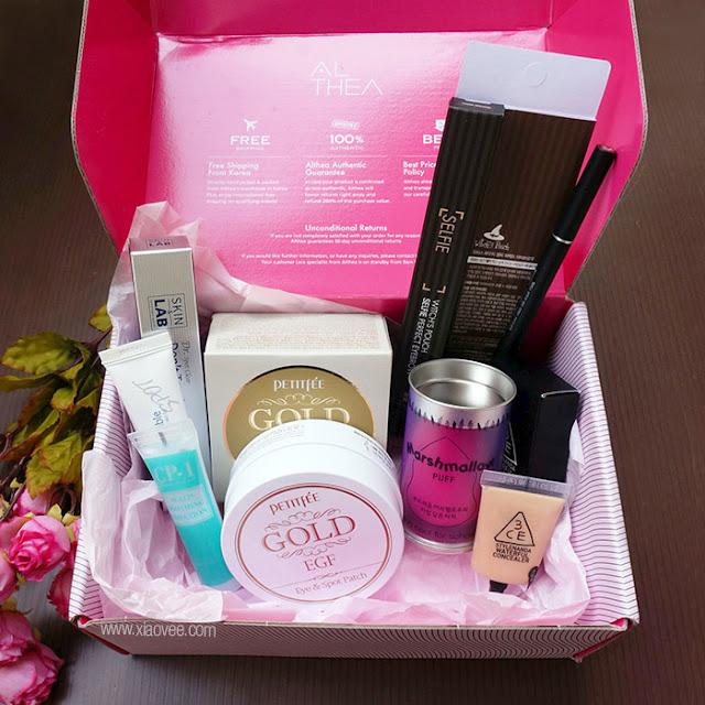 Althea Korea, Althea Indonesia, Pengalaman Belanja di Althea, Website Belanja Kosmetik Korea