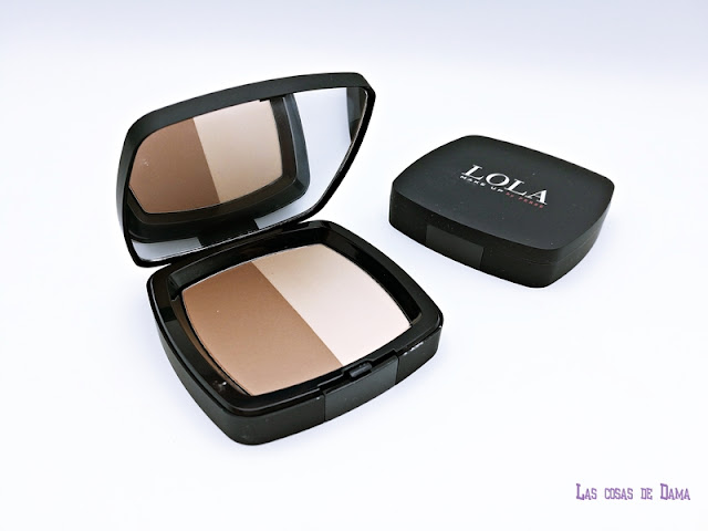 novedades de Lola Make up Contour Kit y Universal Pressed Power maquillaje belleza
