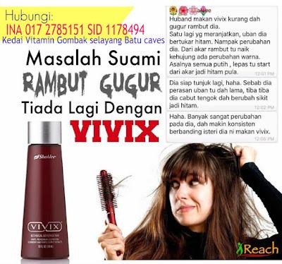 VIVIX RAMBUT GUGUR