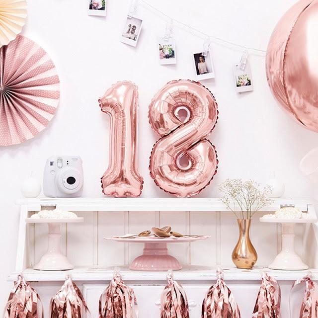 Balony na 18 urodziny TOP 10