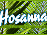 Lirik Lagu HOSANNA IN THE HIGHEST