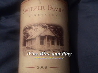 A tasting of the Switzer Family Vineyard wines by Coach Barry Switzer formally of the Dallas Cowboys and the winning of Super Bowl XXX in 1996.