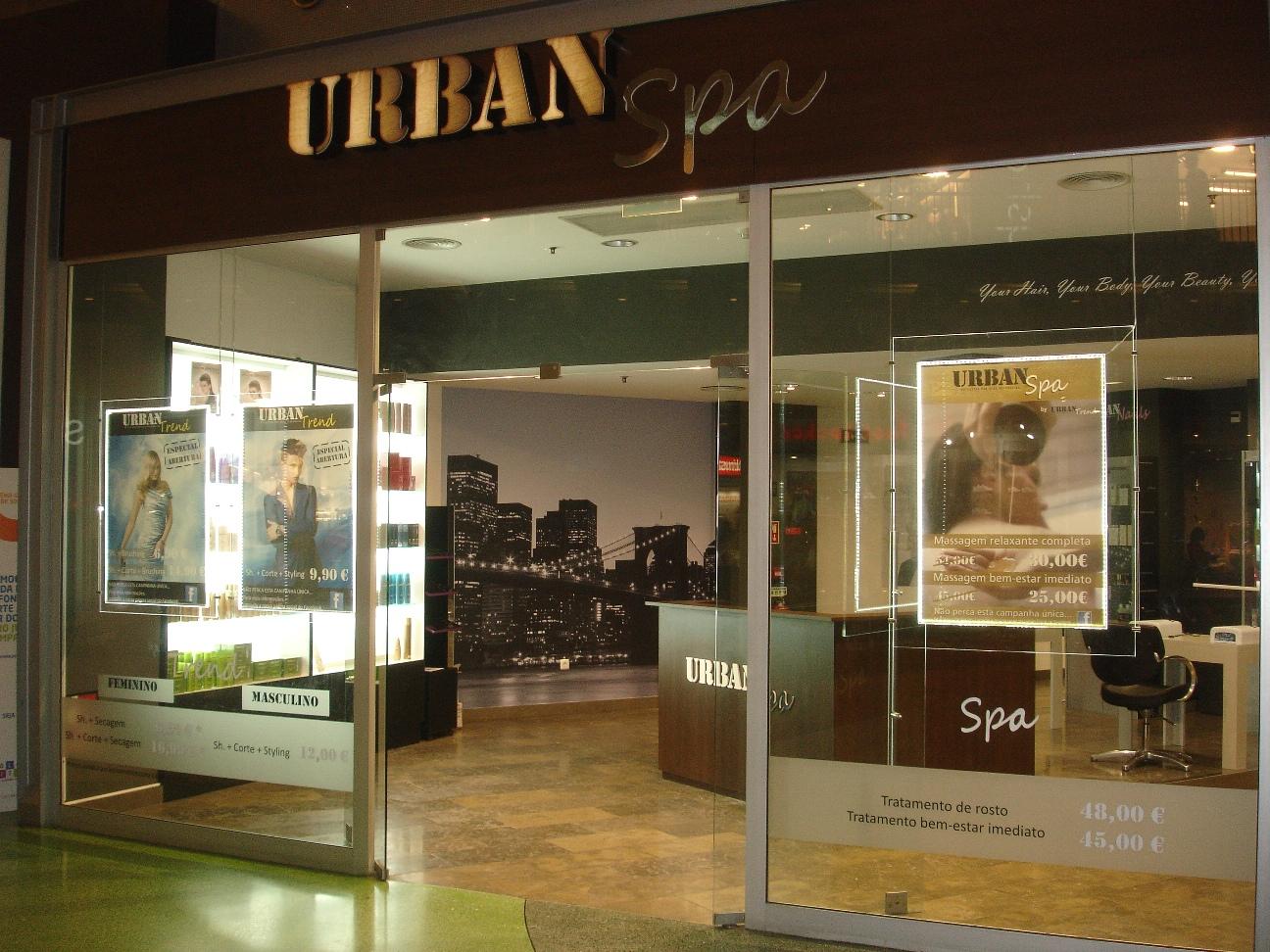 Elite Fashion E Beauty Spa: Beauty & Fashion Lounge: Urban Spa