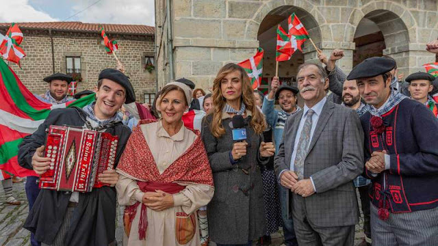 Filme: A Pequena Suíça (2019)