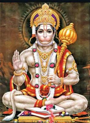 Hanuman Ji Blessings