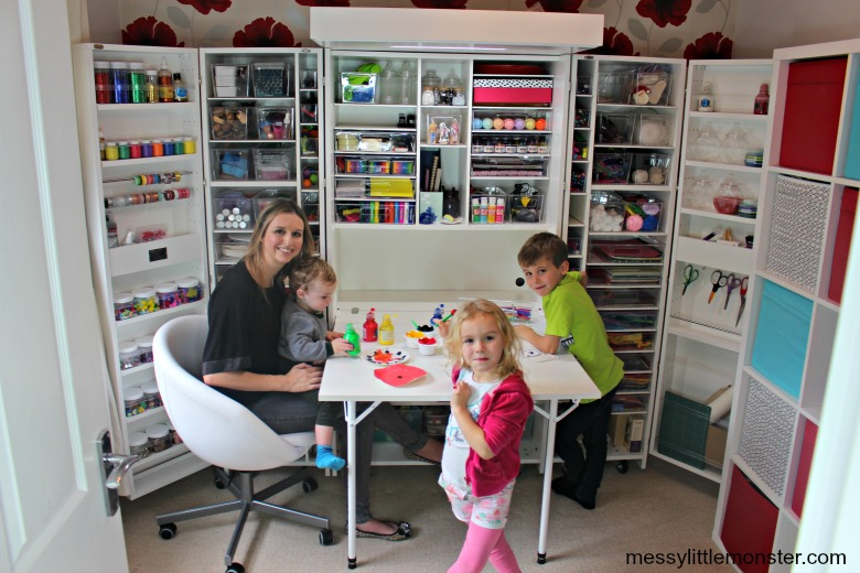 DreamBox Review - The Ultimate Craft Room Storage
