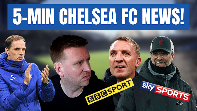 CHELSEA FC NEWS IN 5 MINUTES   STICK THAT RODGERS, KLOPP, BBC & SKYSPORTS!   CHELSEA 2-1 LEICESTER.