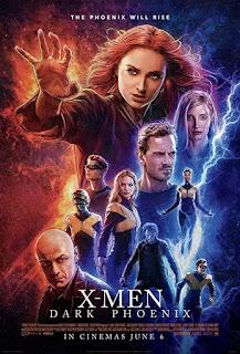 X-Men: Dark Phoenix First Look Poster 4