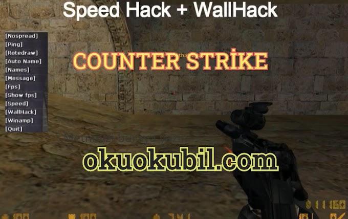 Counter Strike 1.6 Yeni Duvar + Hız Speed Hack İndir 2020
