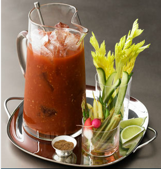 Krismulkey Com Bloody Mary Pitcher