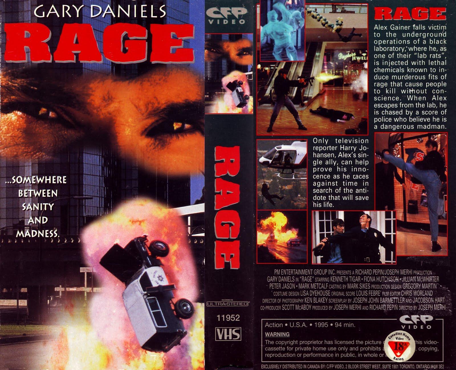Robotgeeks Cult Cinema Rage 1995 Film Review