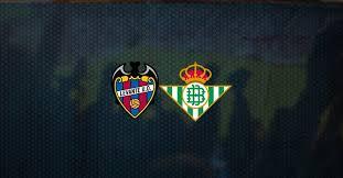 Levante - Real Betis  {Spor Smart] Maçı izle