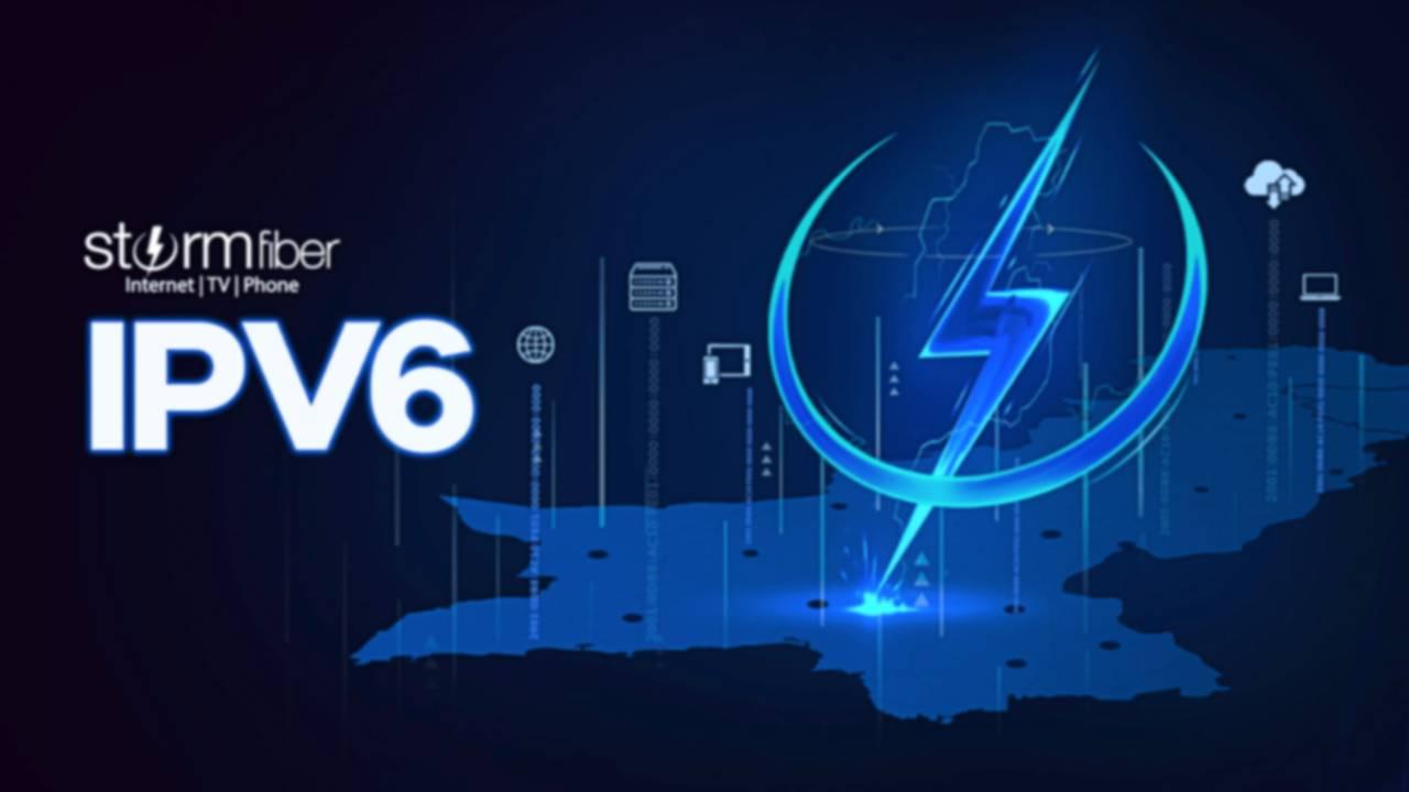 StormFiber Deploys IPv6 Across Its Network