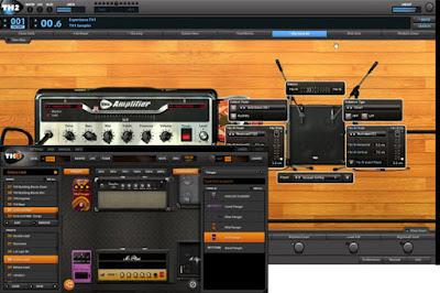 Virtual Efek Gitar Listrik Terbaik yang mesti anda coba