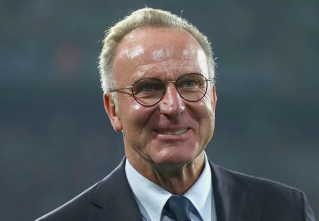 Bayern Munich against Real Madrid, our best Champions League performance since 5 years – Rummenigge