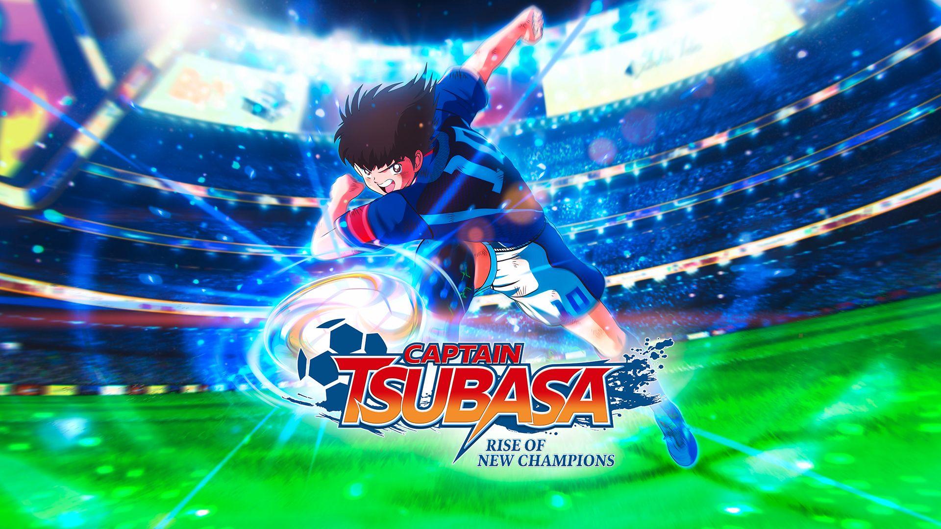 Captain Tsubasa: Rise of New Champions v1.0.1 NSP XCI For Nintendo Switch