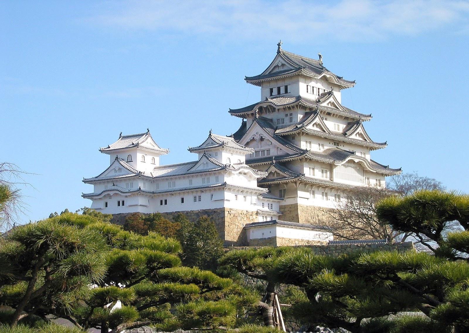 神戶-景點-推薦-姬路城-Himeji Castle-自由行-旅遊-觀光-必遊-必去-必玩-日本-kobe-tourist-attraction-travel