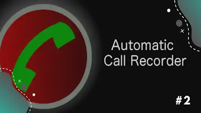 Aplikasi Automatic Call Recorder