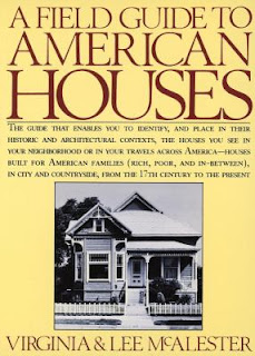 Book - A Field Guide to American Houses