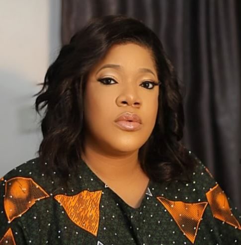 God has made my life a movie, even I became a spectator – Toyin Abraham