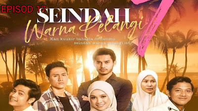 Tonton Drama Seindah Tujuh Warna Pelangi Episod 17
