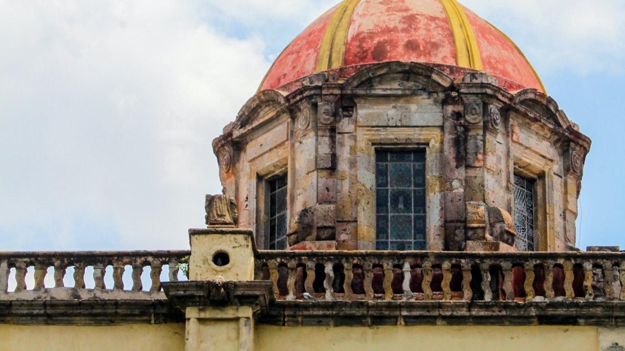 arquitectura en la época colonial
