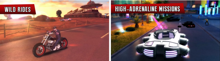 Gangstar Vegas v1.7.1b (Mod Money) APK