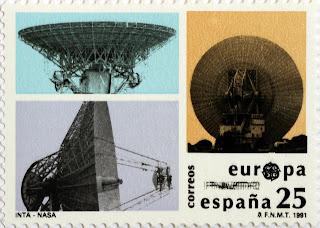 ESTACIÓN DE SEGUIMIENTO INTA-NASA,ROBLEDO DE CHAVELA MADRID