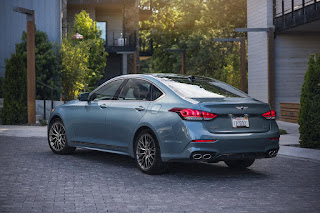 Genesis G80 Sport 2018 Review, Specs, Price