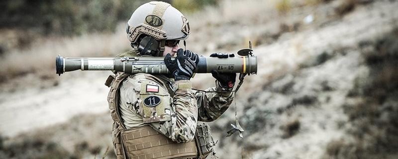 Сили спецоперацій Польщі отримає термобаричні гранатомети