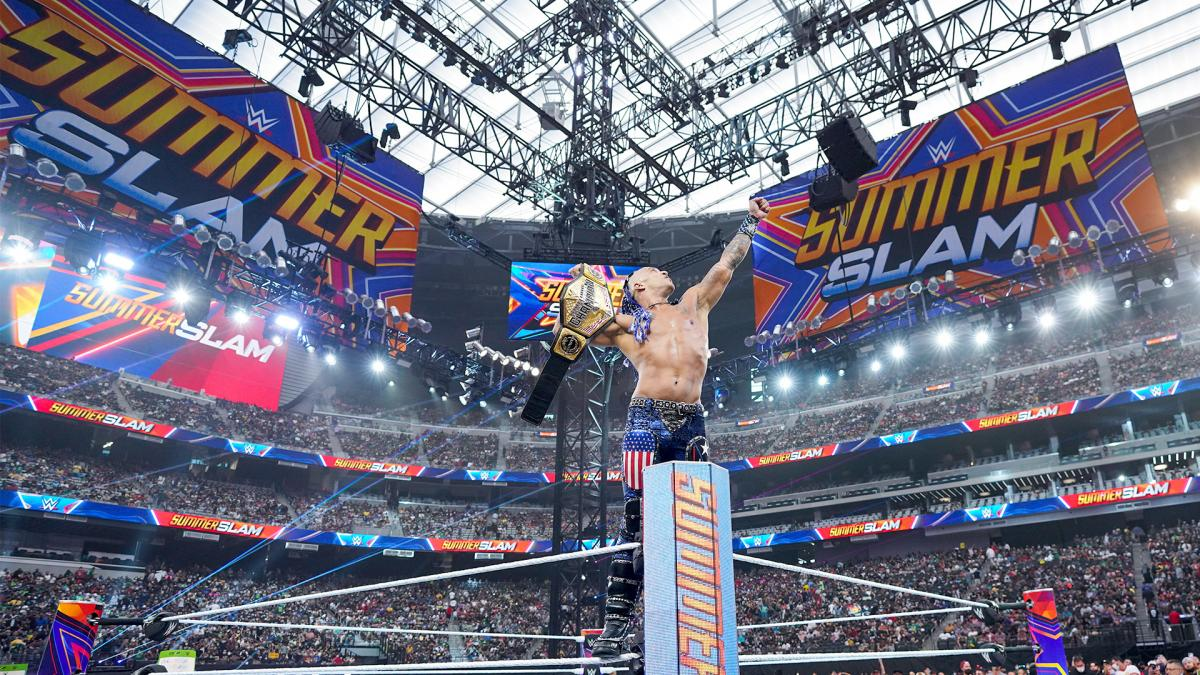 Damian Priest conquista o WWE United States Championship