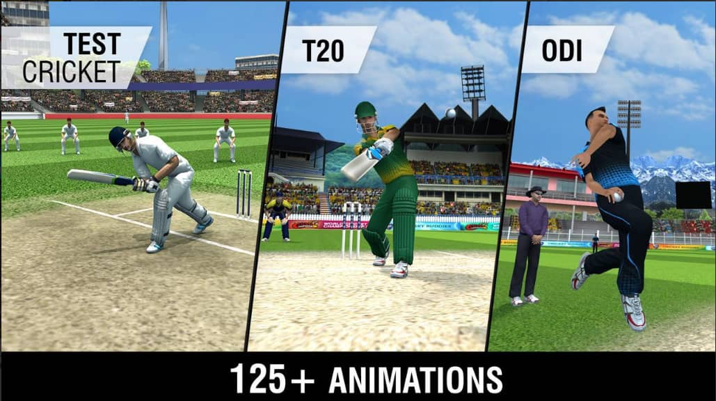 World Cricket Championship 3 Download for Android Apk
