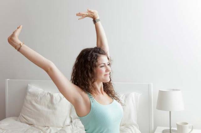 Manfaat Bangun Pagi Bagi Kesehatan Anda