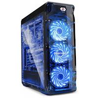 Gearbest  Segotep LUX Computer Case PC Mainframe - BLACK