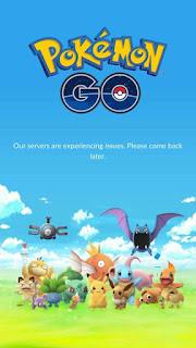 Solusi mengatasi tidak bisa login game Pokemon Go di Android