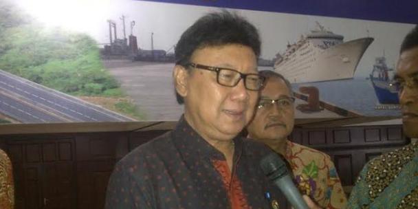 AGEN BOLA - Mendagri sebut ketua BEM UI tak hormati Presiden Jokowi