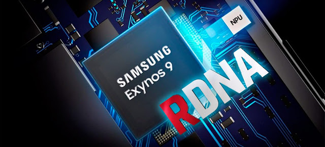 Exynos and AMD graphics