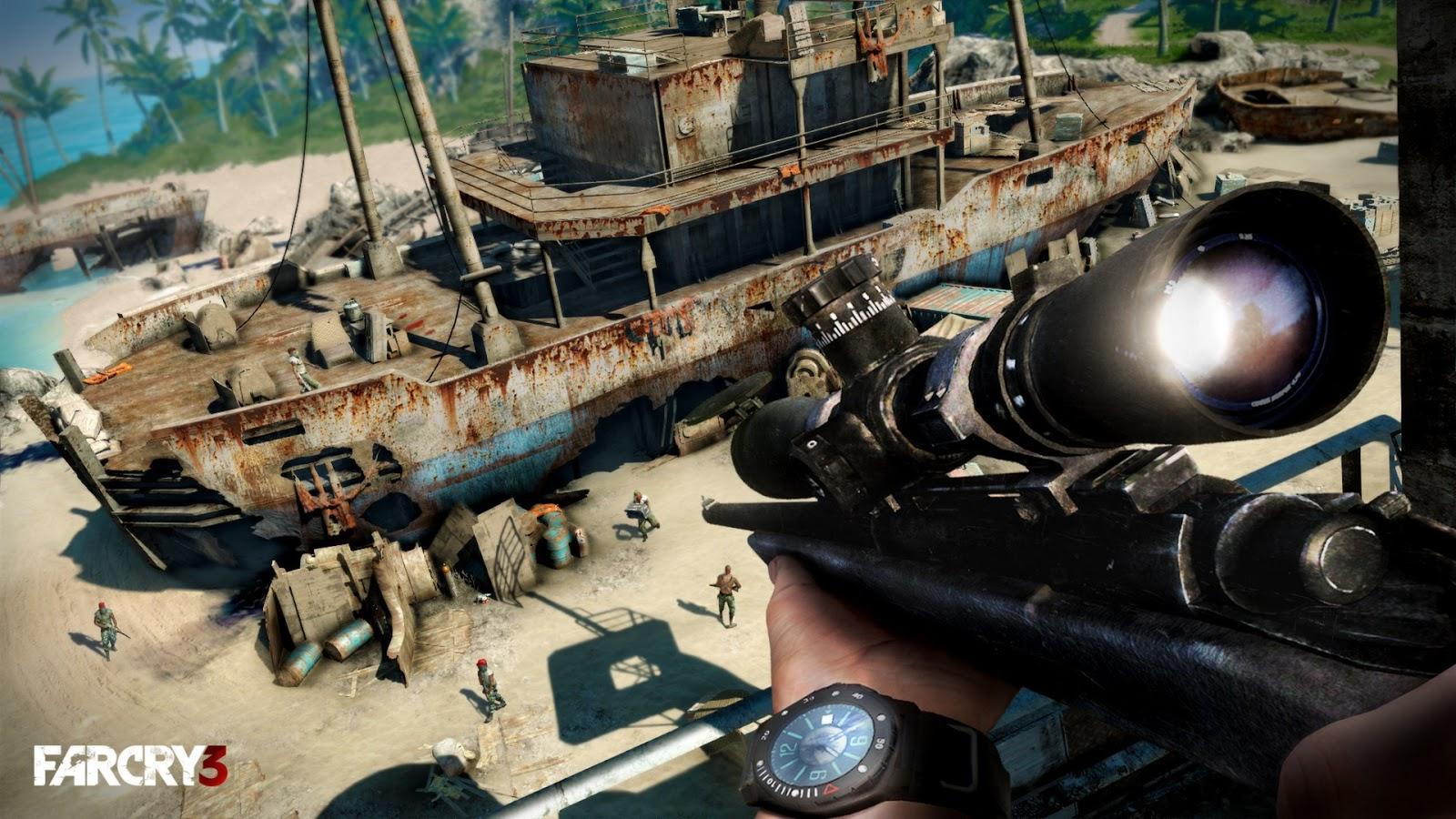 Far Cry 3 PC ESPAÑOL REPACK 2 DVD5 (JPW) 6
