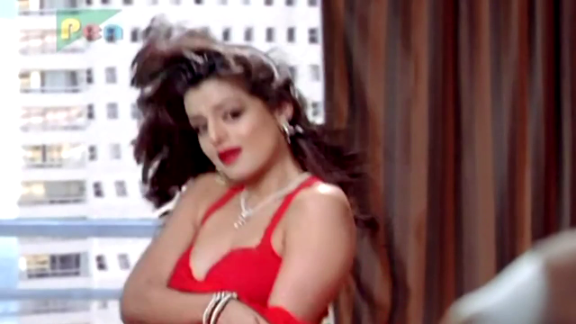 Ameesha Patel Red Hot