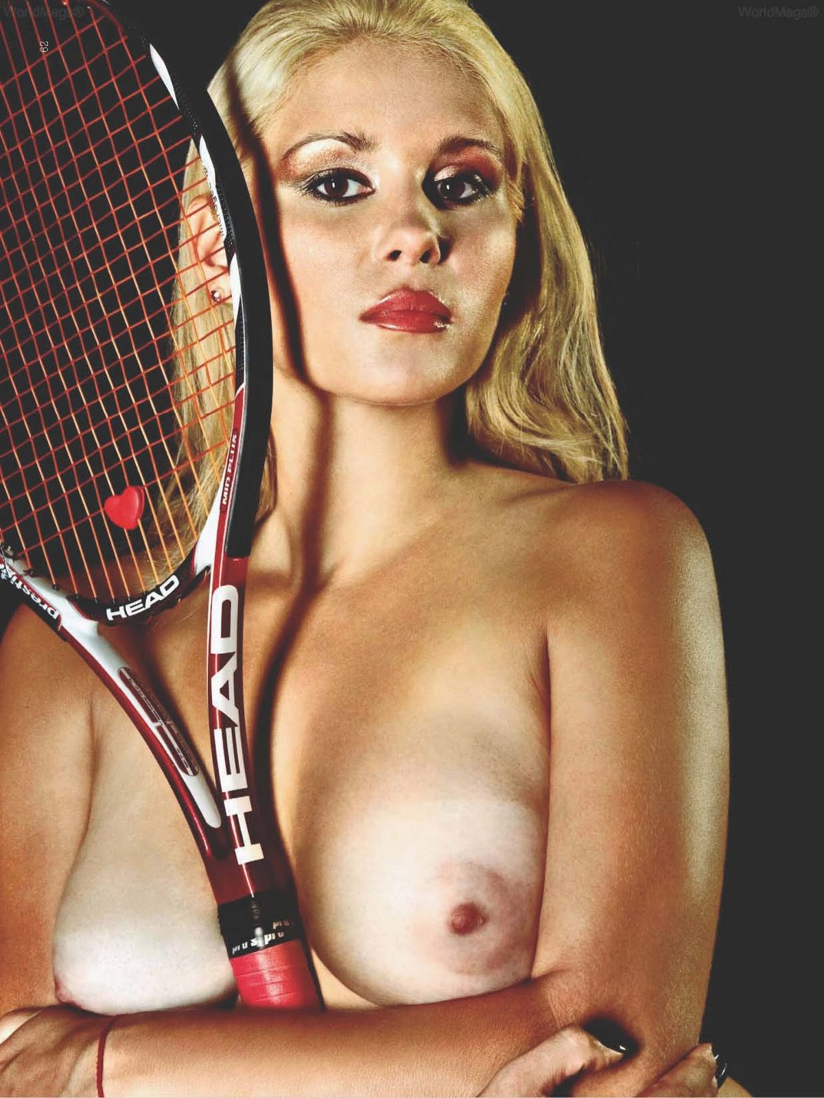 Wta Hotties Hot Shot Karolina Jovanovic Naked For -4573