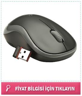 Logitech Tuşlu Kablosuz Mouse