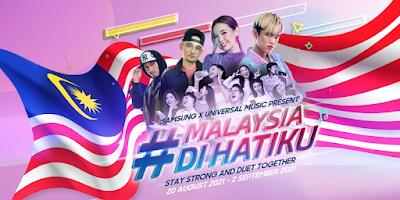Tahniah Pemenang Peraduan Malaysia Di Hatiku