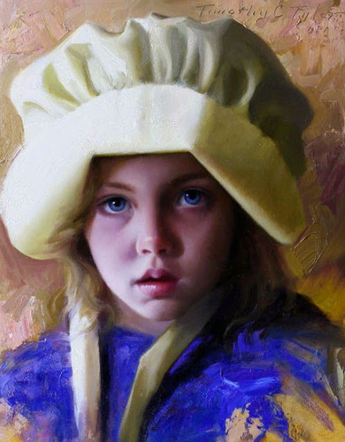 Timothy C. Tyler | American Artist | Children Paintings