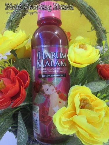 Harum Malam Minuman Kesihatan Khusus Untuk Wanita