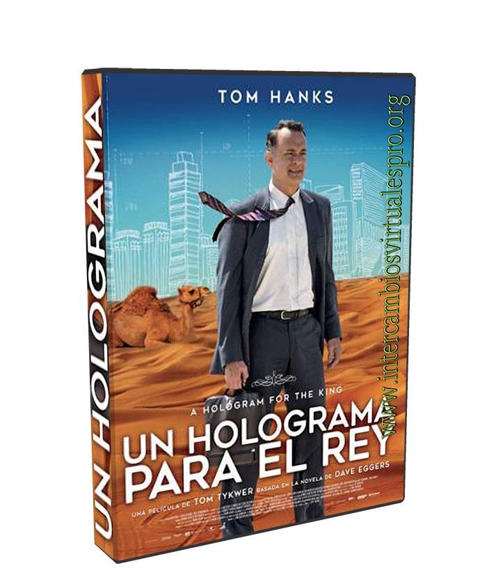 Un Holograma para el Rey poster box cover