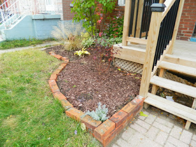 East York Toronto Front Garden Fall Cleanup After by Paul Jung Gardening Services--a Toronto Organic Gardener