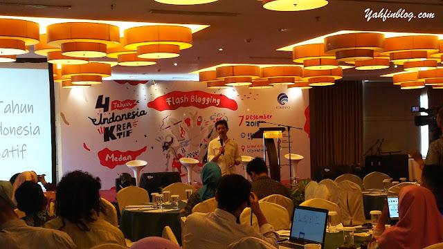 Belajar Kreatifitas dari 4 Tahun Indonesia Kreatif - Pembicara lainnya