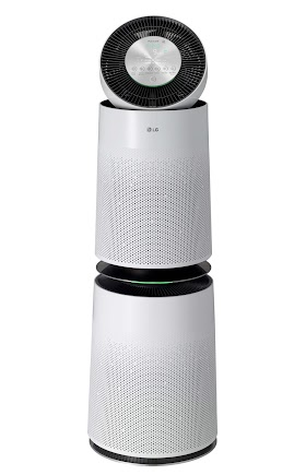 New LG PuriCare 360° Air Purifier Delivers All-Around Air Quality