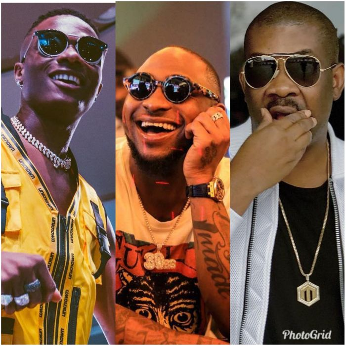 Forbes Releases Top 10 African Richest Music Stars In 2018